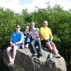 Carsington rock